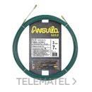 PASACABLES ANGUILA MAX 3mm FIBRA DE VIDRIO+NYLON 7m VERDE con referencia 35030007 de la marca ANGUILA.