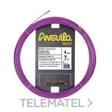 ANGUILA 65040007 PCABL.ANGUILA MAX CORDON ACERO NYLON 7m
