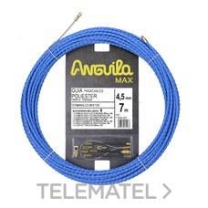 ANGUILA 75045007 PCABL.ANGUILA MAX 4,5mm TRIPLE TRENZ.7m
