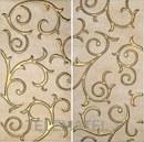 Baldosa decorada MARBLE SIROCO arena piedra 1 de 25x50cm(2u) con referencia 13451119831 de la marca APE.
