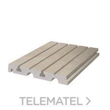 Rejilla PERFECT MIX WORK B taupe cemento de 24x24cm con referencia A034412 de la marca APE.