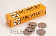 Tableta soldadura exotérmica APLIWELD-T (20u) con referencia AT-020N de la marca APLIC.TECNOLOG.