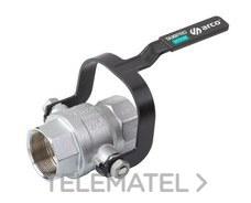 """Válvula doble eje 2.1/2"""" H-H antical con referencia 01036AC de la marca ARCO."""
