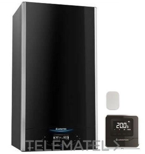 Caldera condensación ALTEAS ONE NET24FFEU gas natural y propano A+/A XL con referencia 3301058 de la marca ARISTON.