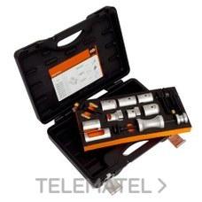 ADAPTADOR CON APERTURA 27,7mm PARA BBS170P13 con referencia BBS170P135 de la marca BAHCO.