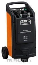 CARGADOR ARRANCADOR BATERIA 12/24V 20-1000Ah con referencia BBC420 de la marca BAHCO.