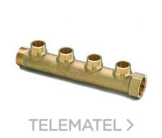 """COLECTOR GLADIATOR DIAMETRO 1-4"""" CONEXION con referencia PRETALCOL41 de la marca BARBI."""