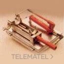PRENSA HIDRAULICA DESMONTABLE RETICULADO DIAMETRO 63 con referencia PRETACPHD6350 de la marca BARBI.