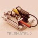 PRENSA HIDRONEUMATICO DESMONTABLE RETICULADO DIAMETRO 63 con referencia PRETACPHND635 de la marca BARBI.