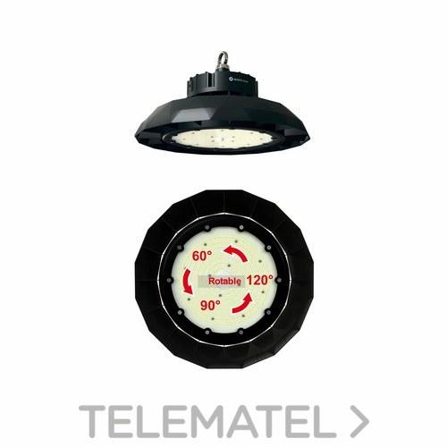 Downlight UFO LENS LED 100W 4000K 100-260V 110° con referencia 4502 de la marca BENEITO FAURE.