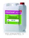 Acelerante de fraguado PROPAM ACEL amarillento para hormigones y morteros. (En bidón de 25l) con referencia C0077 de la marca BETEC.
