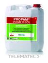 Imprimante y sellador acrílico PROPAM PRIMER SOL blanco para soportes porosos en pavimentos. (En garrafa de 5Kg) con referencia C0566 de la marca BETEC.
