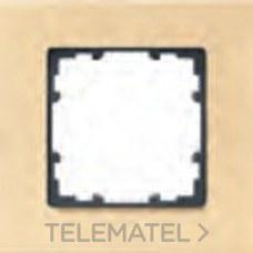 MARCO DOBLE DELTA MIRO MADERA ARCE con referencia 5TG11023 de la marca BJC.