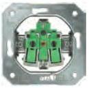 MECANISMO PARA CONDUCTO FLEXIBLE 2,5mm SIN TORNILLO con referencia 5UB11015B de la marca BJC.