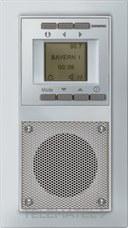 SISTEMA RADIO COMPACTO DELTA MIRO ALUMINIO METALIZADO con referencia 5TC1061 de la marca BJC.