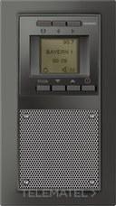 SISTEMA RADIO COMPACTO DELTA MIRO CARBONO METALIZADO con referencia 5TC1062 de la marca BJC.