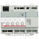 ACTUADOR SCS 4 RELES 16A 6 MODULOS DIN con referencia BMSW1003 de la marca BTICINO.