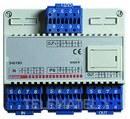 Distribuidor de montantes audio-vídeo para sistema 8 hilos SFERA con referencia 346180 de la marca BTICINO.