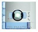 PLACA FRONTAL A/V GRAN APERTURA 1P 1 CONTACTO ALLMETAL con referencia 351311 de la marca BTICINO.