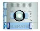 PLACA FRONTAL A/V GRAN APERTURA 2P 2 CONTACTOS ALLMETAL con referencia 351321 de la marca BTICINO.