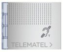 PLACA TELELOOP SINTESIS VOCAL ALLMETAL con referencia 352701 de la marca BTICINO.