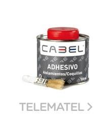 ADHESIVO AISLANTE COQUILLA CABEL BOTE 500ml con referencia 3226 de la marca CABEL.