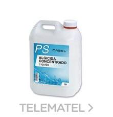 ALGICIDA CABEL PS CONCENTRADO LIQUIDO 5l con referencia CA5105 de la marca CABEL.
