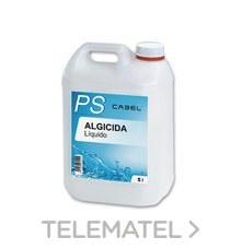 ALGICIDA CABEL PS LIQUIDO 5l con referencia CA5005 de la marca CABEL.