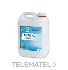 ANTICAL CABEL PS LIQUIDO 5l con referencia CA3005 de la marca CABEL.