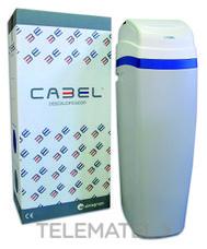 DESCALCIFICADOR COMPACTO BAJO CONSUMO 30l CABEL con referencia 795222 de la marca CABEL.