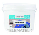 DICLORO GRANULADO ENVASE 5Kg con referencia 03137QS121 de la marca CABEL.