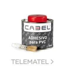 LIMPIADOR PINCEL CABEL PVC BOTE 500ml con referencia 2352 de la marca CABEL.