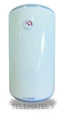 TERMO ELECTRICO HORIZONTAL CABEL 80l CLASE DE EFICIENCIA ENERGETICA C con referencia 953027 de la marca CABEL.