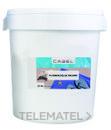 TRICLORO TABLETA 200gr ENVASE 25Kg CABEL con referencia 03171QS121 de la marca CABEL.