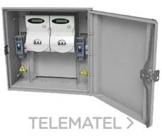 Armario Paninter Para 2 Contadores Monofásico Electrónico
