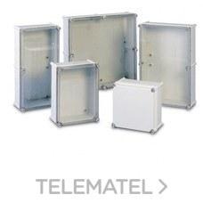Caja Uninter S33 Mt64 540x360x171 Con Tapa Transparente