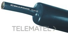 TUBO PARED MEDIANA CON ADHESIVO SRH2 12-3 con referencia 127417 de la marca CELLPACK.