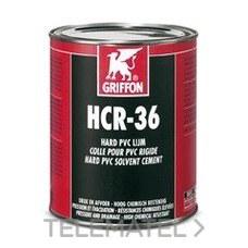 Bote adhesivo PVC-U/PVC-C HCR-36 1000CC con referencia 52711 de la marca CEPEX.