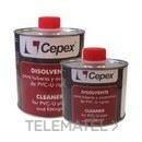 Bote disolvente-limpiador 125 CC con referencia 54740 de la marca CEPEX.