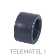 CEPEX 18689 CASQUILLO REDUCCION ENCOLAR PVC d.110x75