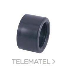 CEPEX 01915 CASQUILLO REDUCCION ENCOLAR PVC d.25-20