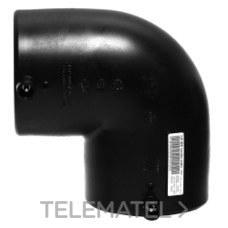 CEPEX 55279 CODO 90o PE100 ELECTROSOLDABLE d.75