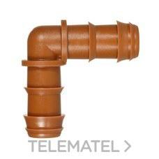 CEPEX 47005 Conexión codo 90 URBAGREEN diámetro 16 (Bolsa)