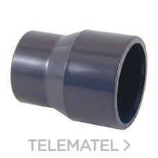 CEPEX 01980 REDUCCION CONICA ENCOLAR PVC 50-40-32