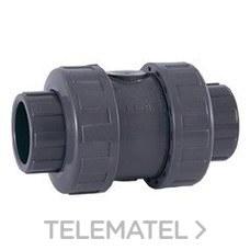CEPEX 22176 VALV.ANTI-RET.EPDM ENCOLAR 90