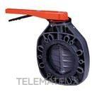 Válvula mariposa EPDM diámetro 200 con referencia 02587 de la marca CEPEX.
