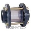 Visor líquidos encolar PVC diámetro 50 con referencia 02387 de la marca CEPEX.