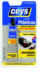 Adhesivo PLASTIC CEYS 30ml (blíster) con referencia 501027 de la marca CEYS.