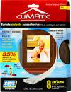 Burlete aislante CEYS CLIMATIC marrón 6mx9 mm (caja) con referencia 507902 de la marca CEYS.