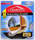Burlete aislante CEYS de silicona transparente (caja) con referencia 507909 de la marca CEYS.